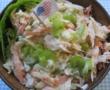 Rote Beete Salat mit frischen Sprossen