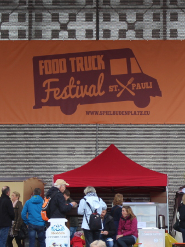 Food Truck Festival in Hamburg