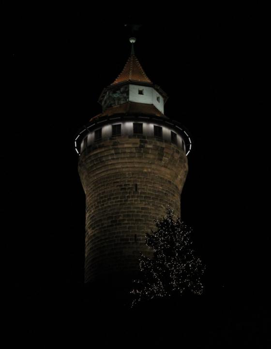 Dezemberurlaub in Nürnberg