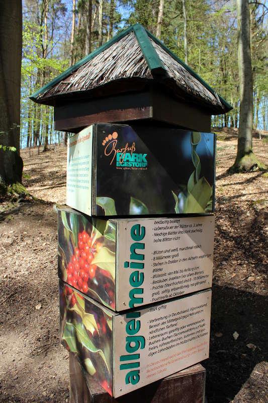 Barfußpark Egestorf Bericht